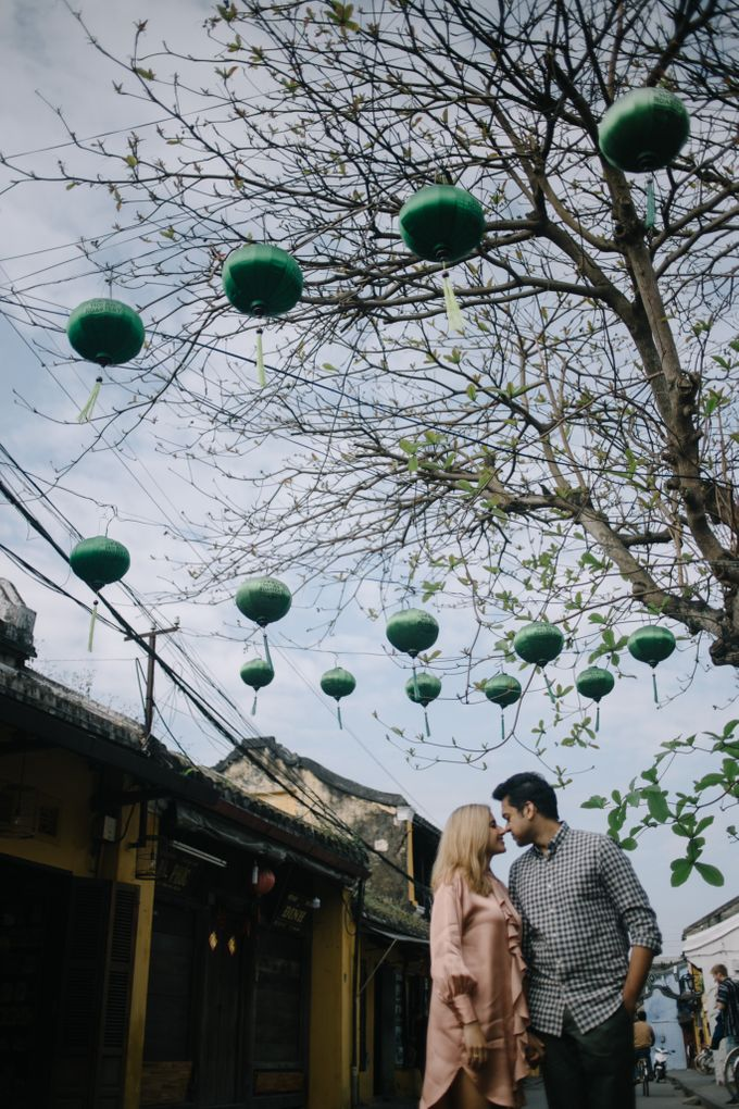 Pre-wedding  Kristin and Jonas in Hoi An by Ruxat Photography - 008
