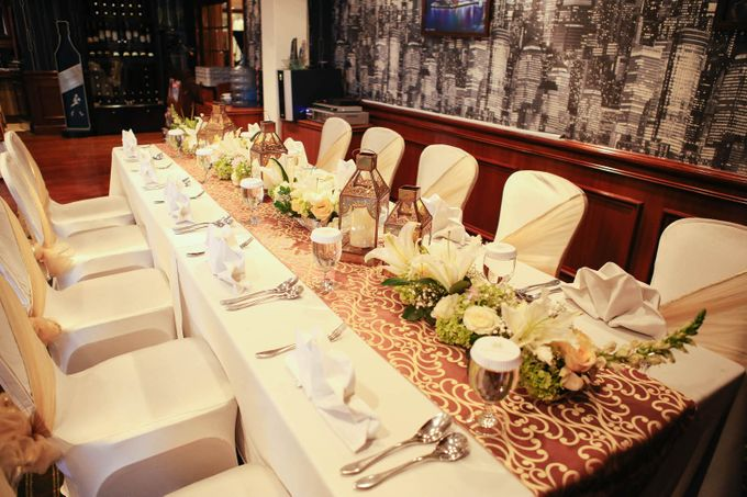 Traditional Wedding of Ami & Adi by MERCANTILE PENTHOUSE WEDDING - 002