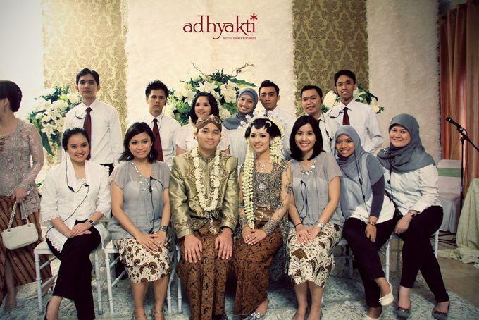 Tania & Adri Wedding by Adhyakti Wedding Planner & Organizer - 014