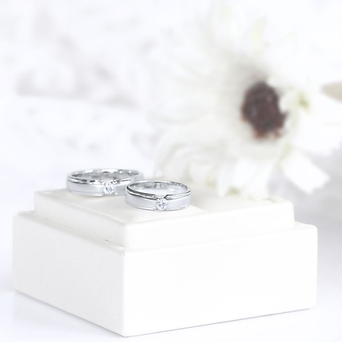 Wedding Ring - Simply Collection by ORORI - 023