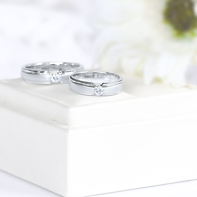 Wedding Ring - Simply Collection by ORORI - 022