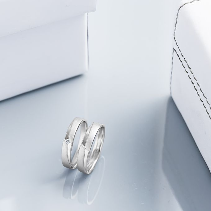 Wedding Ring - Simply Collection by ORORI - 024