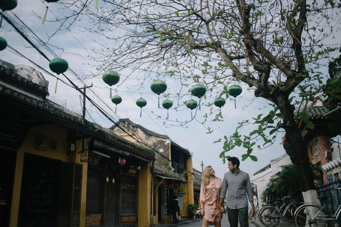 Pre-wedding  Kristin and Jonas in Hoi An by Ruxat Photography - 007