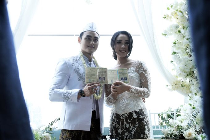 rani & dika akad nikah by Our Wedding & Event Organizer - 018