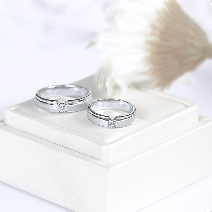 Wedding Ring - Simply Collection by ORORI - 027