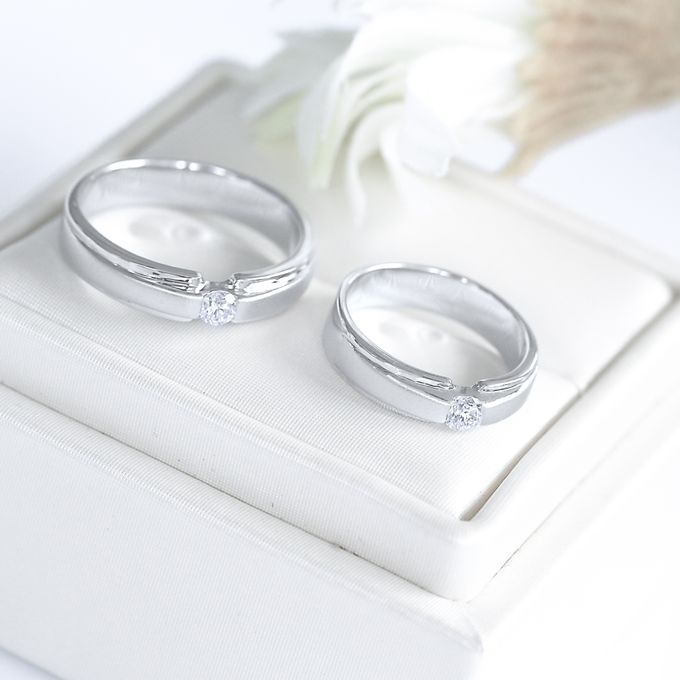 Wedding Ring - Simply Collection by ORORI - 028
