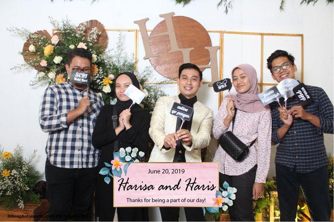 Haris & Harisa by Litbox Photobooth - 001