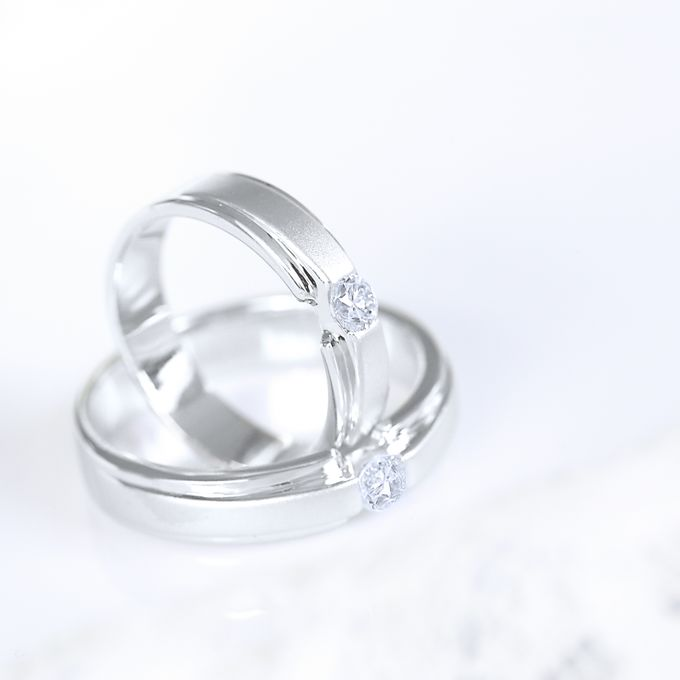 Wedding Ring - Simply Collection by ORORI - 031