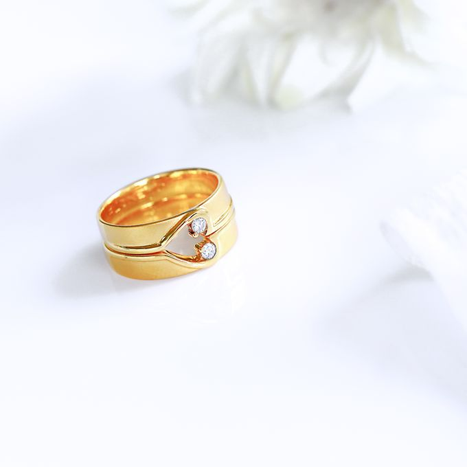 Wedding Ring - Simply Collection by ORORI - 032