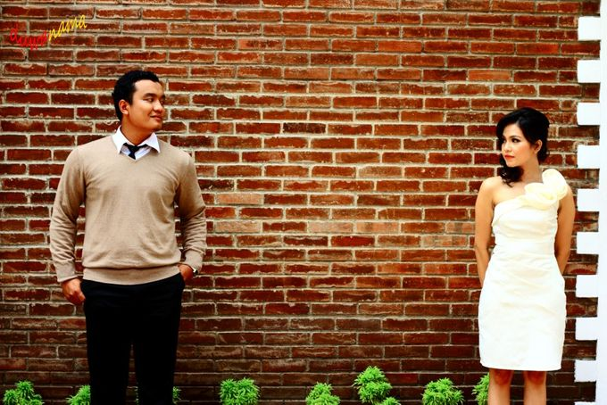 Prewedding : Posmalini & Beni by Duwanama Photoworks - 002