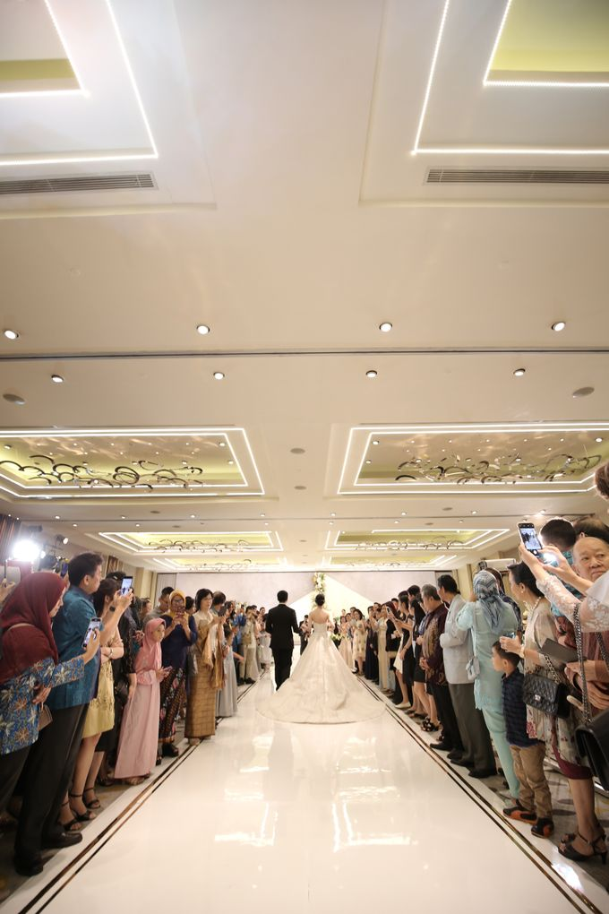 Pullman Thamrin - Kevin & Gisca by WEARBI - 039