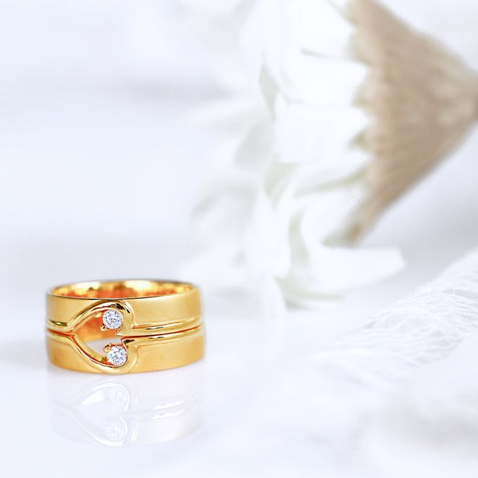 Wedding Ring - Simply Collection by ORORI - 033
