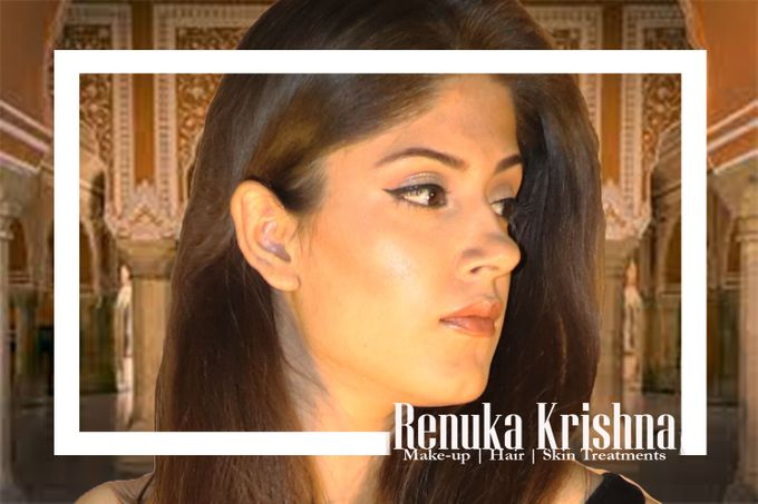 Makeup by Renuka Krishna - 019