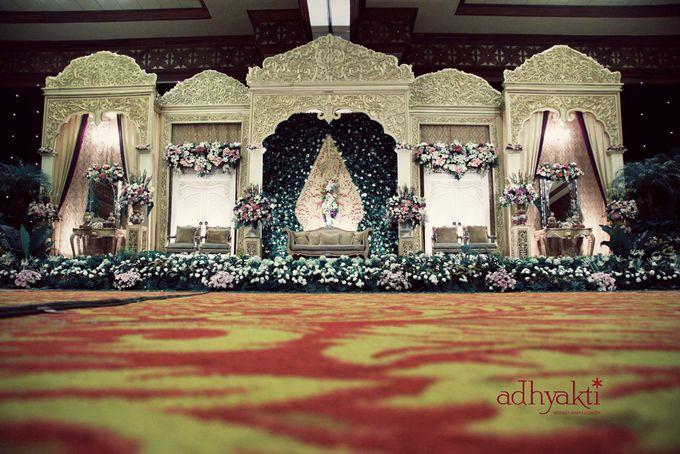Tania & Adri Wedding by Adhyakti Wedding Planner & Organizer - 016