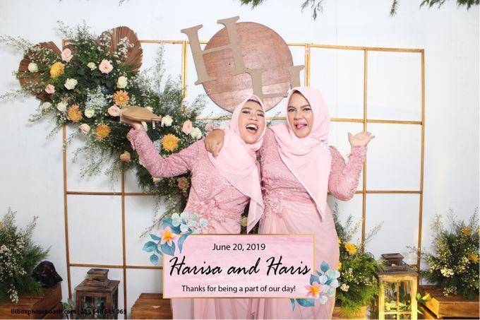 Haris & Harisa by Litbox Photobooth - 004