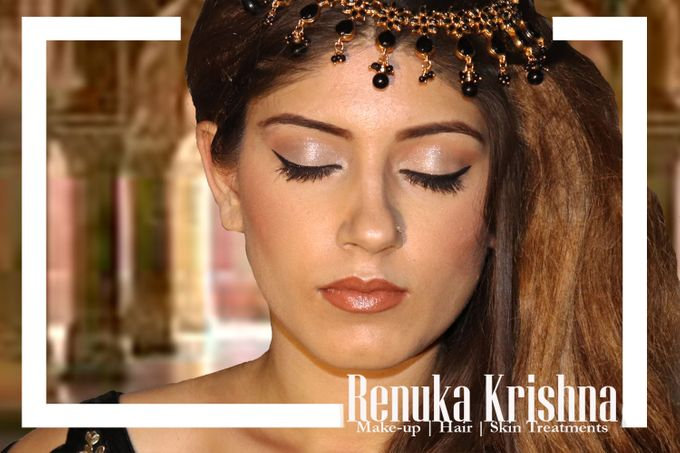 Makeup by Renuka Krishna - 022