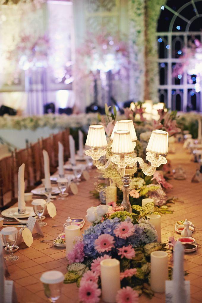 Albert & Jocelyn - Wedding Day by Grand City Mall & Convex - 022