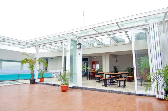 Ballroom and Rooftop by Grand Tebu Hotel - 003