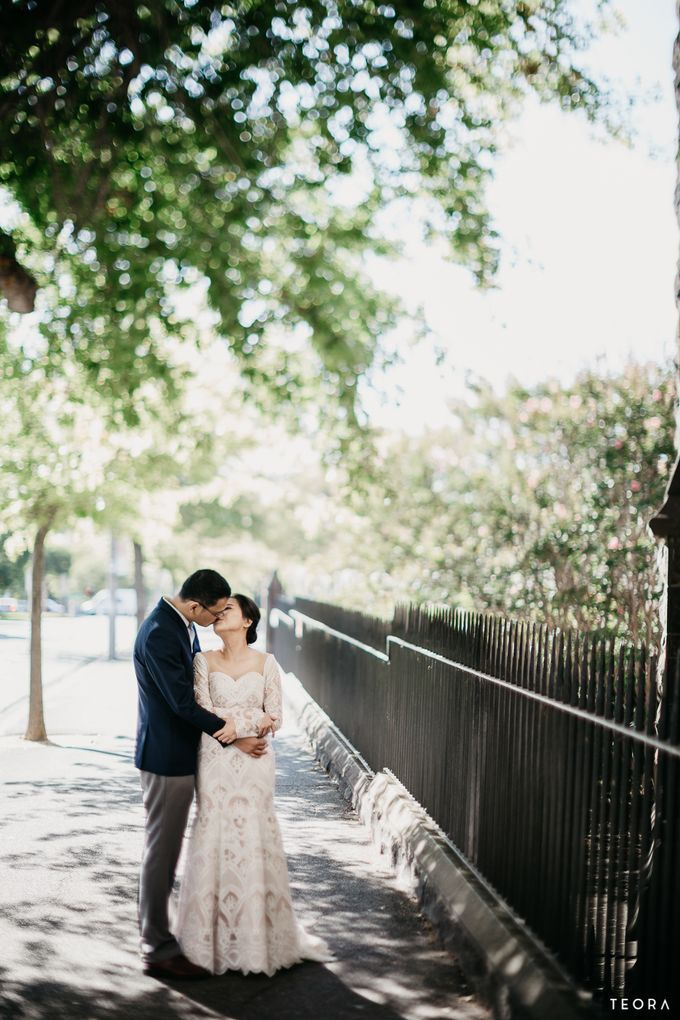 Henry & Milla Melbourne Prewedding by attelia bridal - 019