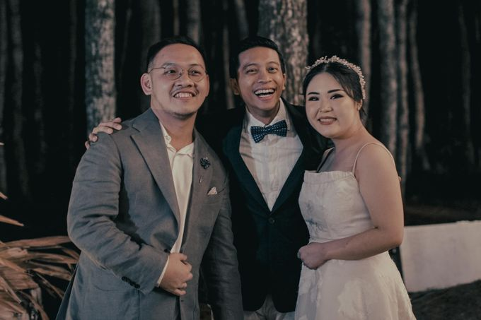 Arnov & Michelle Wedding by Open Quarter Tailor - by Brillington Brothers - 002