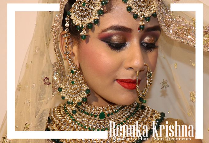 Makeup by Renuka Krishna - 012