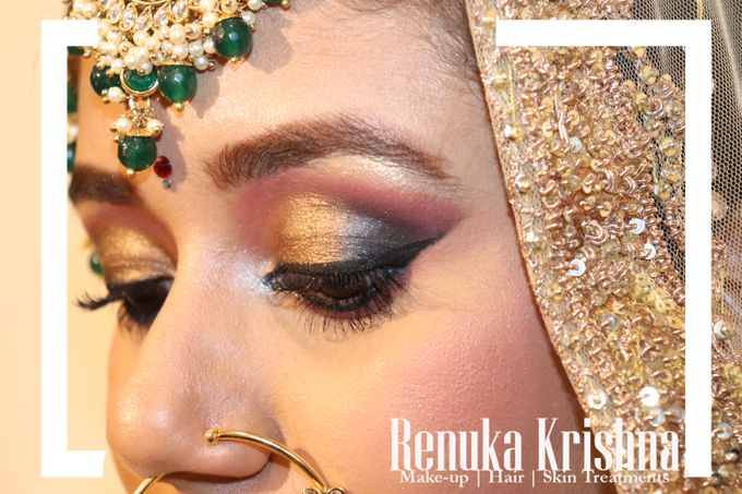 Makeup by Renuka Krishna - 013