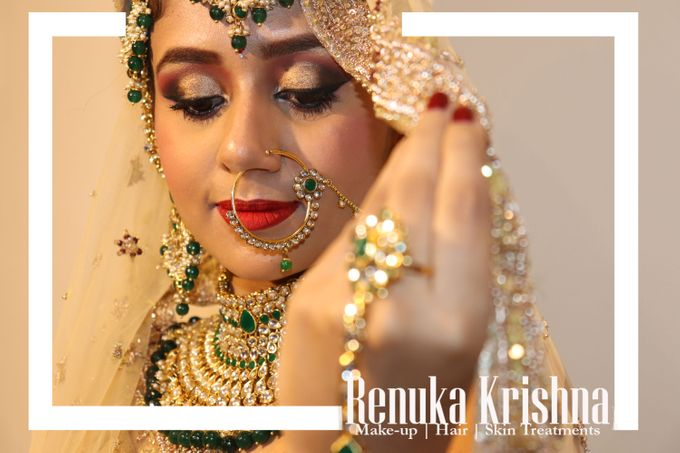 Makeup by Renuka Krishna - 014