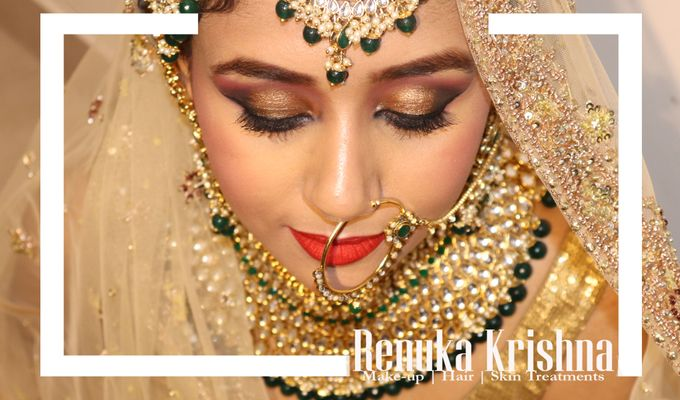 Makeup by Renuka Krishna - 015