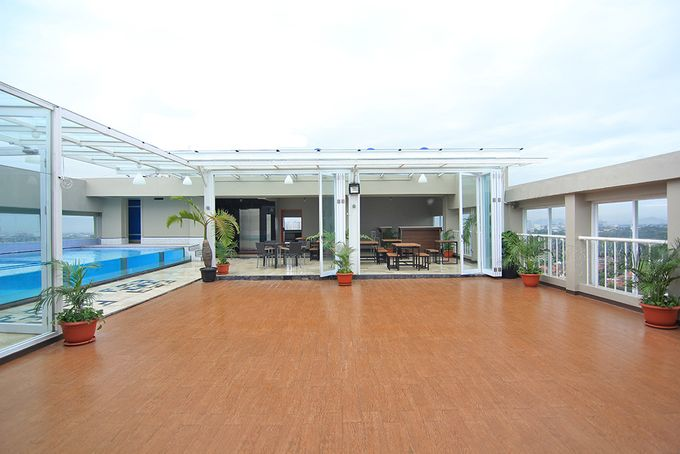 Ballroom and Rooftop by Grand Tebu Hotel - 004