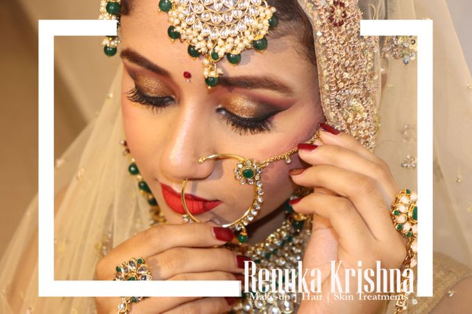 Makeup by Renuka Krishna - 017