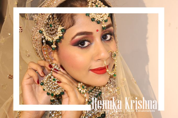 Makeup by Renuka Krishna - 018