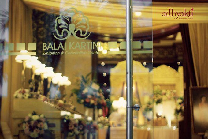 Tania & Adri Wedding by Adhyakti Wedding Planner & Organizer - 019