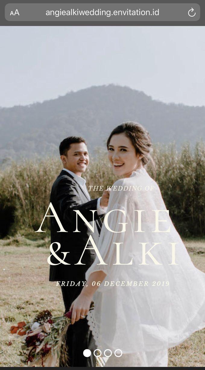 Alki & Angie Wedding by Envitation Planner - 001