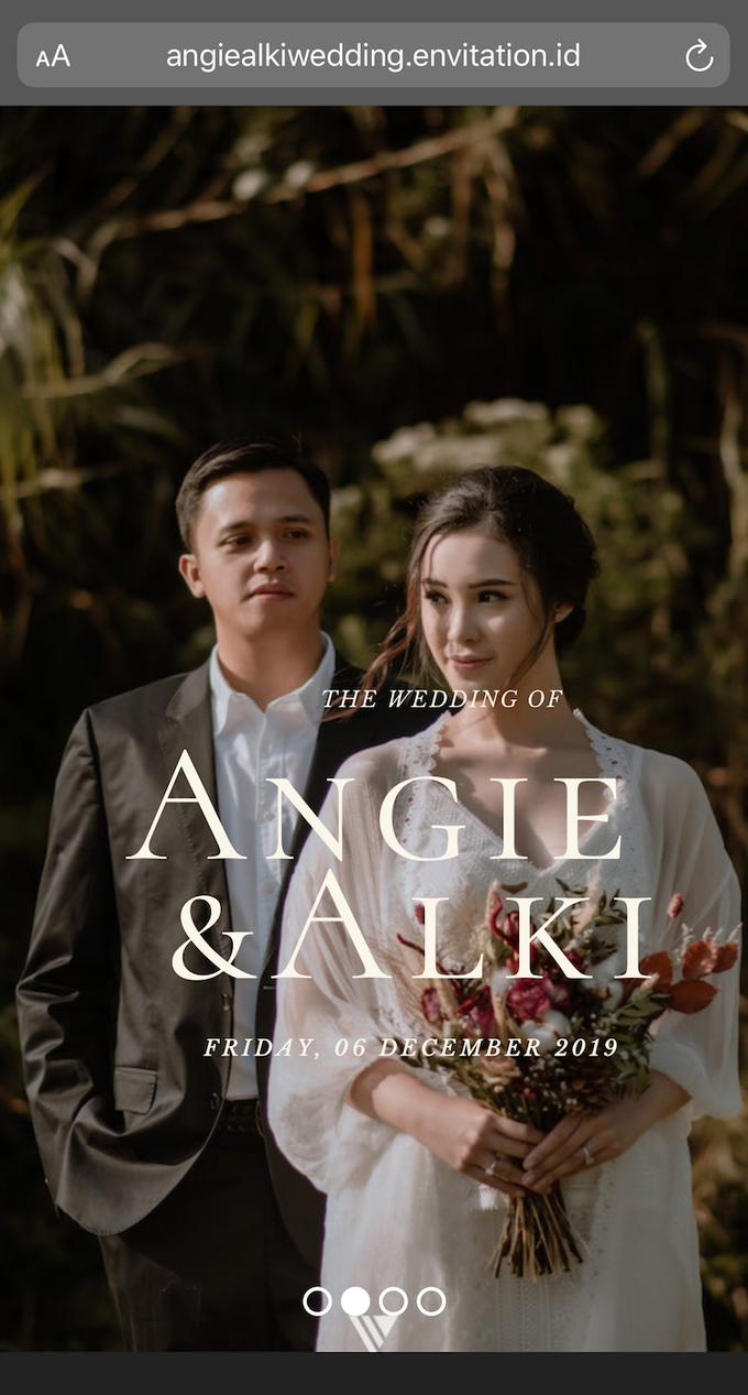 Alki & Angie Wedding by Envitation Planner - 003
