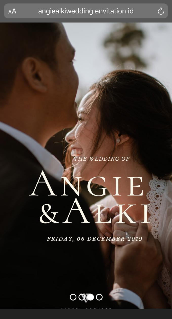 Alki & Angie Wedding by Envitation Planner - 004