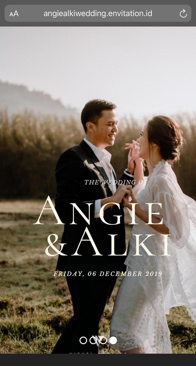 Alki & Angie Wedding by Envitation Planner - 002