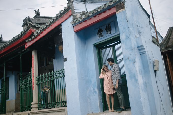 Pre-wedding  Kristin and Jonas in Hoi An by Ruxat Photography - 009