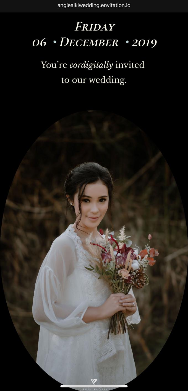 Alki & Angie Wedding by Envitation Planner - 008