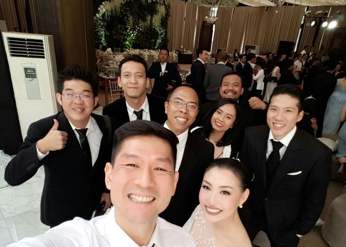 The Wedding of Jeane & Bonny by Untitled Band - 005