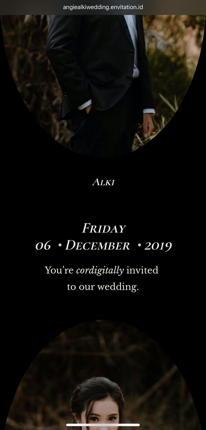 Alki & Angie Wedding by Envitation Planner - 007