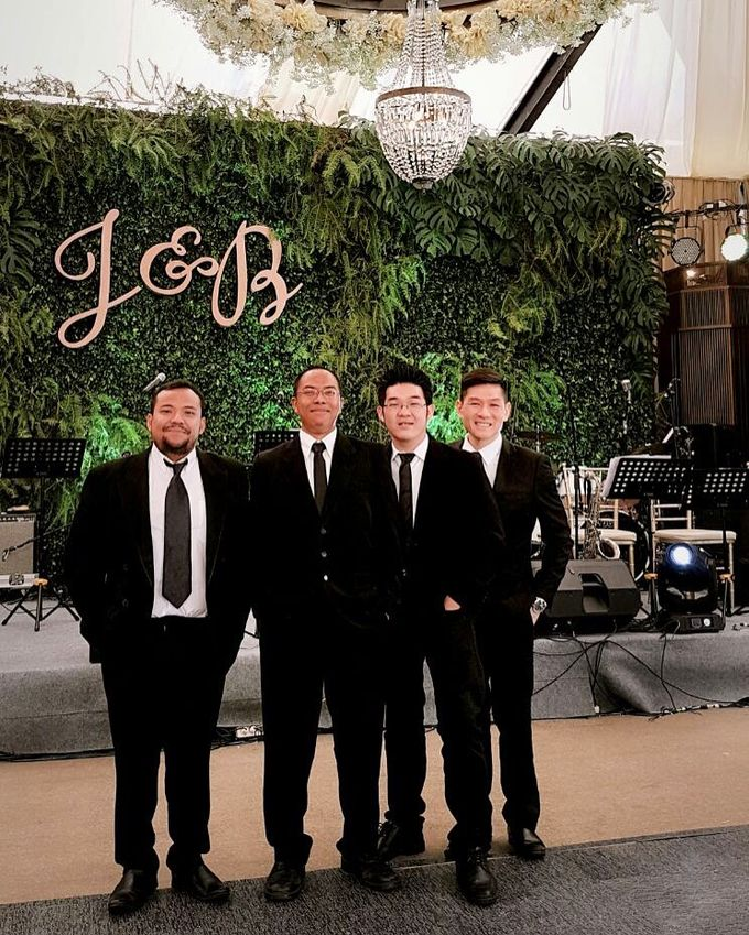 The Wedding of Jeane & Bonny by Untitled Band - 004