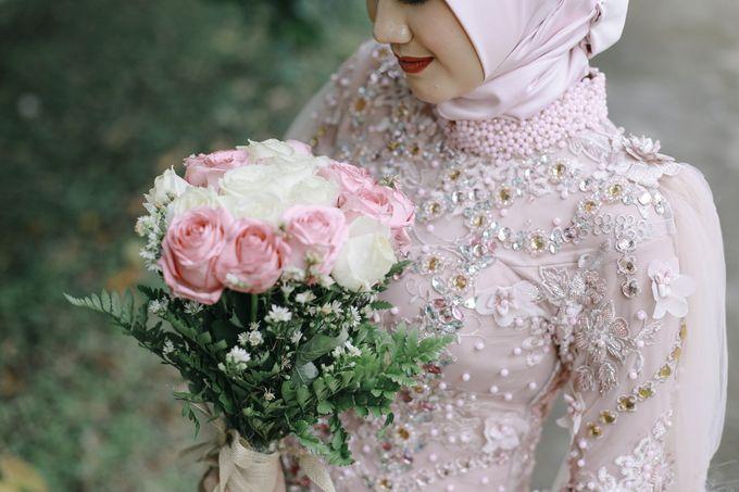 Wedding Day - Amel & Bram by Astoriya - 006