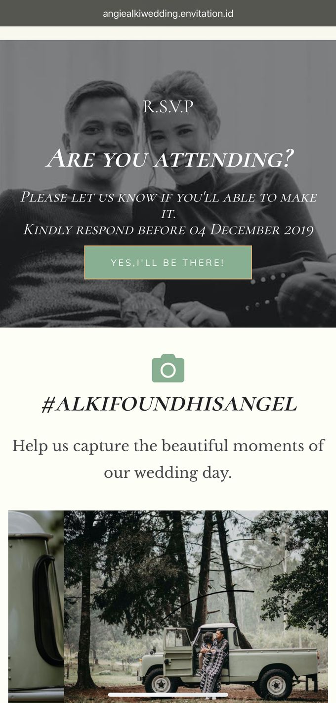 Alki & Angie Wedding by Envitation Planner - 013