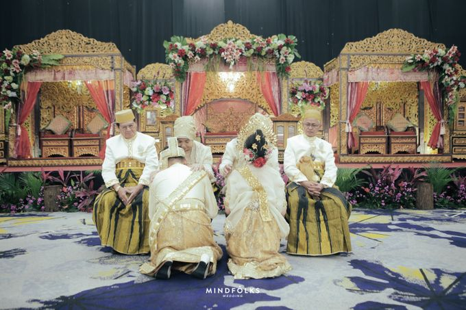 Widya & Fadhli Wedding Highlight by IKK Wedding Planner - 010