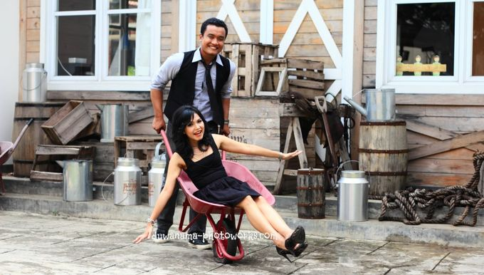 Prewedding : Posmalini & Beni by Duwanama Photoworks - 004