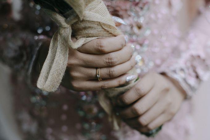 Wedding Day - Amel & Bram by Astoriya - 007