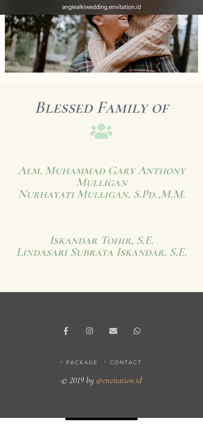 Alki & Angie Wedding by Envitation Planner - 012