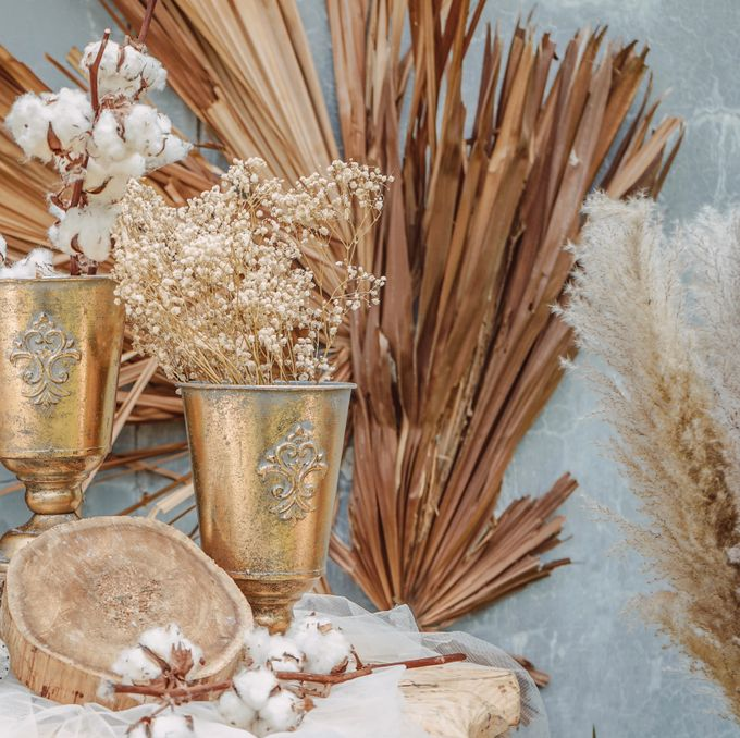 Photoshoot Decoration CLBK Coffee by Veéh Floral Atelier - 003