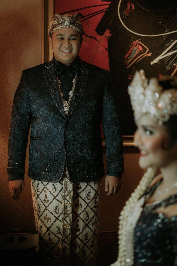 Mirna & Pras Wedding by Akuwedding - 025