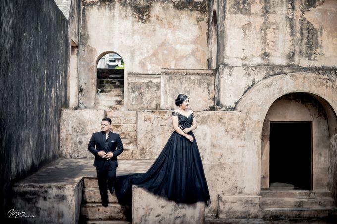 THEA & YOSUA PREWEDDING SESSION by ALEGRE Photo & Cinema - 005